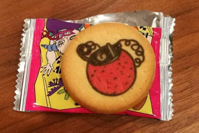 予言の爆弾クッキー