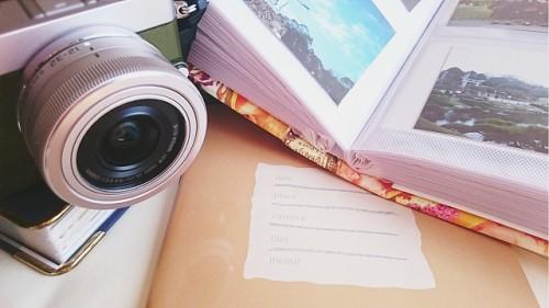 写真とアルバム