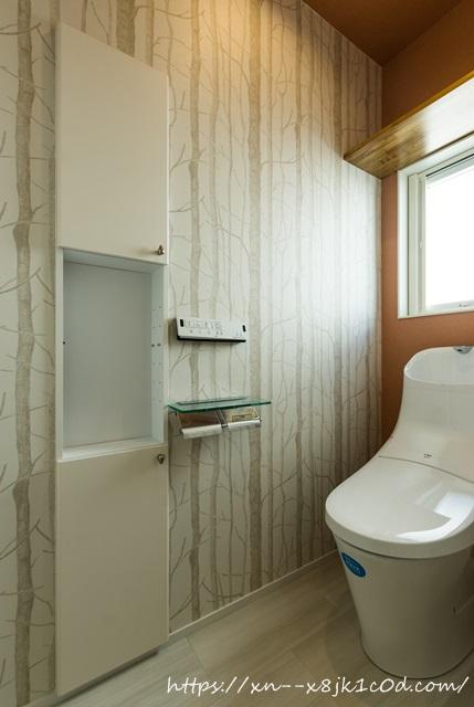 トイレの全景(2017年)