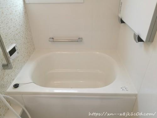 2階の浴槽